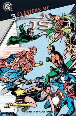 JSA. Clásicos DC (Rústica 208 pp) #3