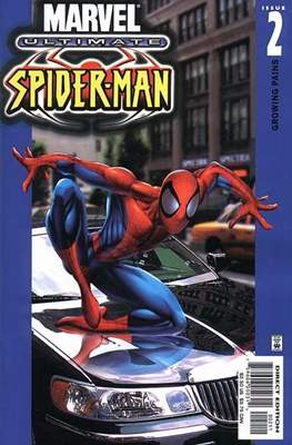 Ultimate Spider-Man (2000-2009; 2011) (Comic-Book) #2