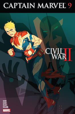 Captain Marvel (Vol. 9 2016) (Digital) #9
