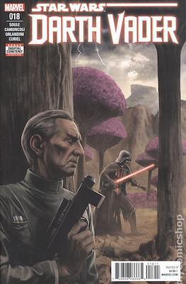 Star Wars: Darth Vader (2017) (Comic Book) #18