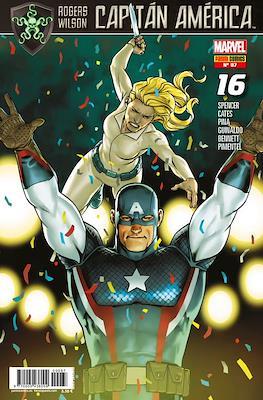 Capitán América Vol. 8 (2011-) (Grapa) #87