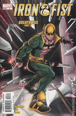 Iron Fist Vol. 4 (2004) (Comic Book) #3
