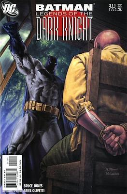 Batman: Legends of the Dark Knight Vol. 1 (1989-2007) (Comic Book) #211