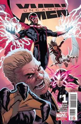 Uncanny X-Men (2016-2017) (Grapa) #1