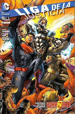 Liga de la Justicia #9