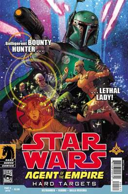 Star Wars: Agent of the Empire - Hard Targets (Comic Book) #4