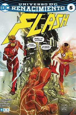 Flash (Rústica) #5
