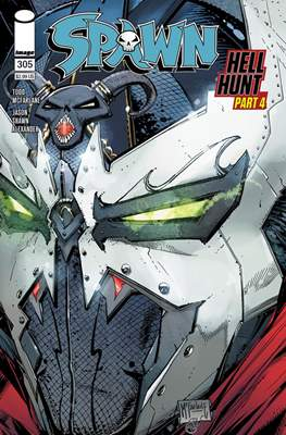 Spawn (Variant Cover) (Comic Book) #305