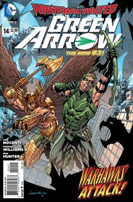 Green Arrow vol. 5 (2011-2016) (Comic-Book) #14