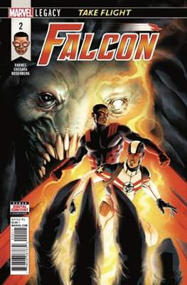 Falcon (Vol. 2 2017- ) (Grapa) #2