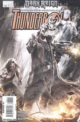 Thunderbolts Vol. 1 / New Thunderbolts Vol. 1 / Dark Avengers Vol. 1 (Comic-Book) #138