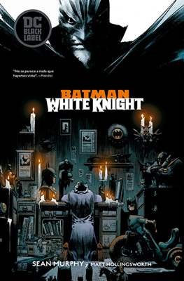 Batman: White Knight - DC Black Label
