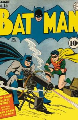 Batman Vol. 1 (1940-2011) (Comic Book) #15
