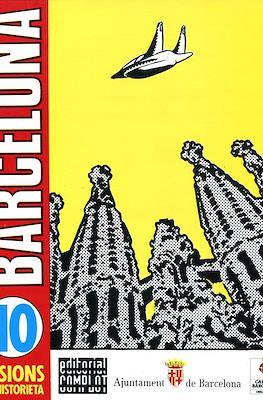 10 visions de Barcelona en historieta