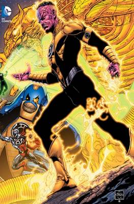 Absolute Green Lantern: The Sinestro Corps War