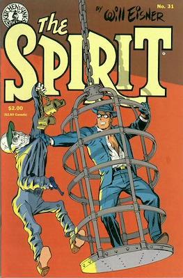 The Spirit (1983-1992) (Comic book. 32 pp) #31