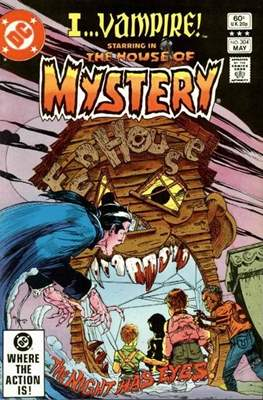 The House of Mystery (Grapa) #304
