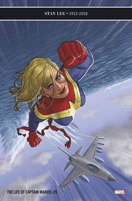 The Life of Captain Marvel (Variant Covers) (Comic Book) #5