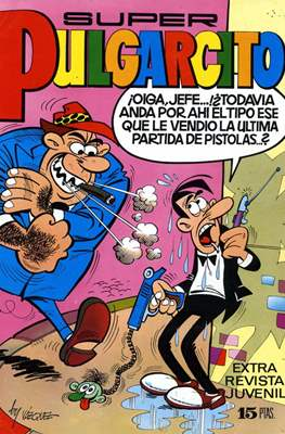 Super Pulgarcito (Grapa, 68 páginas) #12
