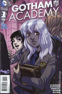 Gotham Academy (2014-2016 Variant Covers)