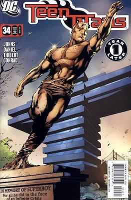 Teen Titans Vol. 3 (2003-2011 Variant Cover) (Comic Book) #34