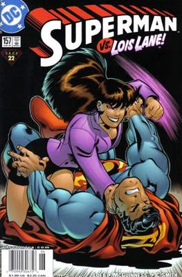 Superman Vol. 2 (1987-2006) (Comic Book) #157