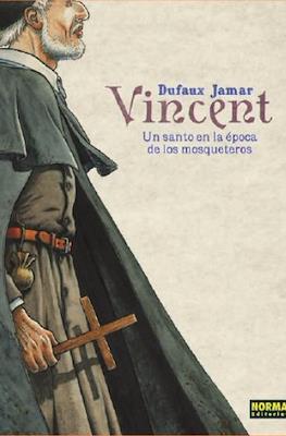 Vincent - Un santo en la época de los mosqueteros (Cartoné 80 pp) #