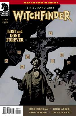 Witchfinder (comic-book) #6