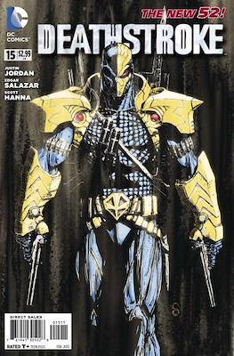 Deathstroke (2011-2013) (Comic Book) #15