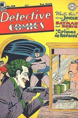 Detective Comics Vol. 1 (1937-2011; 2016-) (Comic Book) #128