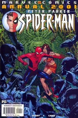 Peter Parker Spider-Man Annual Vol. 1 #2001