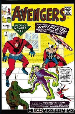 Marvel Clásicos (Grapa) #20