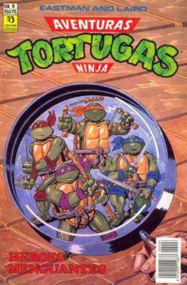 Aventuras Tortugas Ninja #6