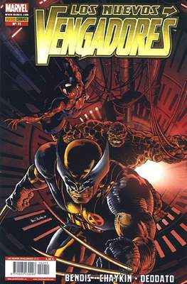 Los Nuevos Vengadores Vol. 2 (2011-2017) (Grapa, 32 páginas) #11