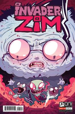 Invader Zim (Comic Book) #1