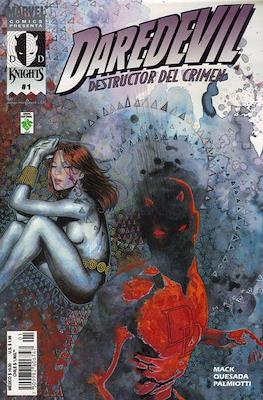 Daredevil. Destructor del Crimen (Grapa) #1