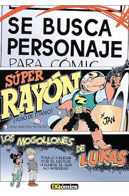 Súper Rayón (Cartoné 56 pp)