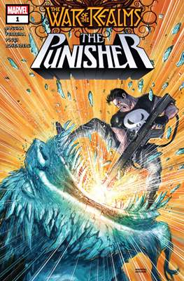 The War of the Realms: The Punisher #1