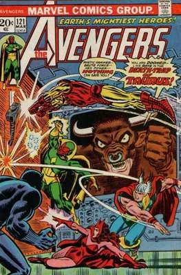 The Avengers Vol. 1 (1963-1996) (Comic Book) #121