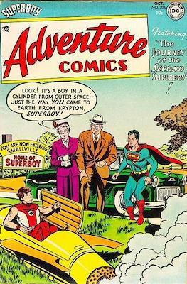 New Comics / New Adventure Comics / Adventure Comics (1935-1983; 2009-2011) (Saddle-Stitched) #205