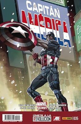 Capitán América Vol. 8 (2011-) (Grapa) #35