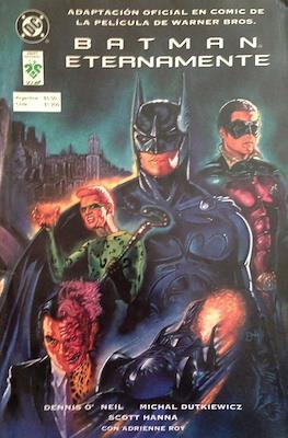Batman eternamente: Adaptación oficial en cómic de la película de Warner Bros.