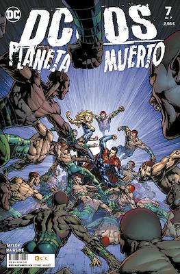 DCsos: Planeta muerto (Grapa) #7