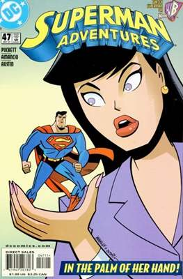 Superman Adventures (Comic-book) #47