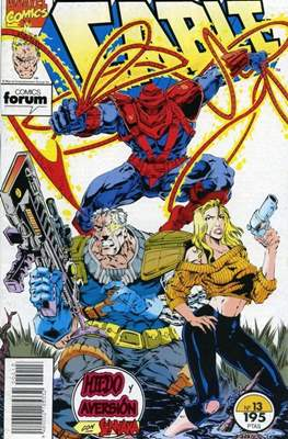 Cable Vol. 1 (1994-1995) (Grapa 32 pp) #13