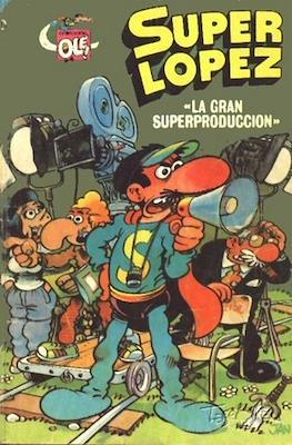 Super Lopez. Olé! (Rústica, 64 páginas (1980-1985)) #9