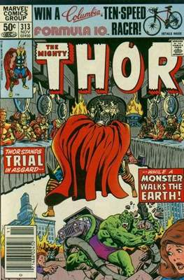 Journey into Mystery / Thor Vol 1 (Comic Book) #313