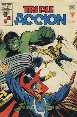 Triple Acción (1979-1981) (Grapa 36-44 pp) #11
