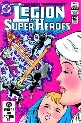 Legion of Super-Heroes Vol. 2 (1980-1987) #292