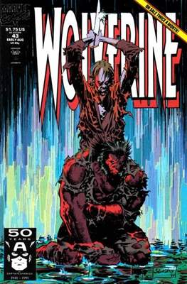Wolverine (1988-2003) (Comic Book) #43